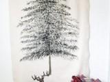 tree wall hanging