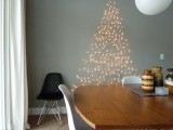 wall light tree