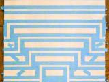 original-oversized-striped-diy-ripple-wall-art-6