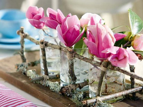 15 Original Twigs And Tree Branches Decor Ideas
