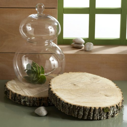 10 Original Wood Slices Decor Ideas Shelterness