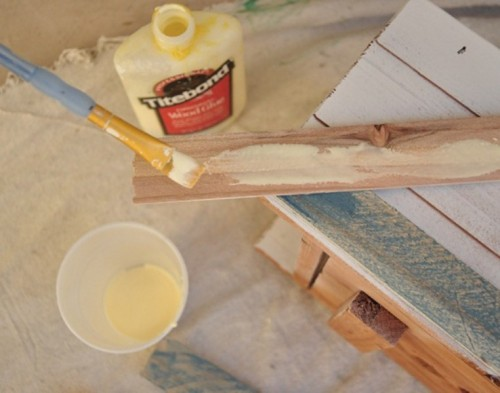 Original Wooden Planter Renovation