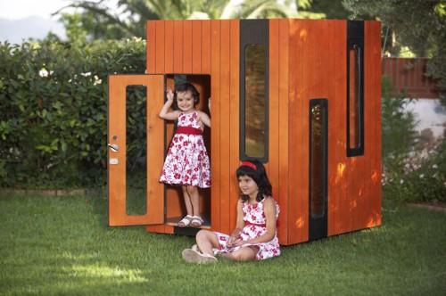 Outdoor Kids Playhouses
