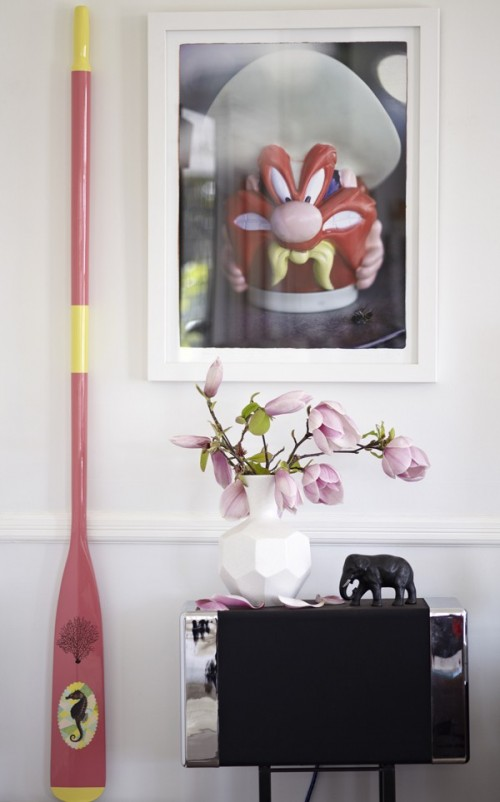 41 Cool Idea To Use Paddles In Your Decor - Shelterness