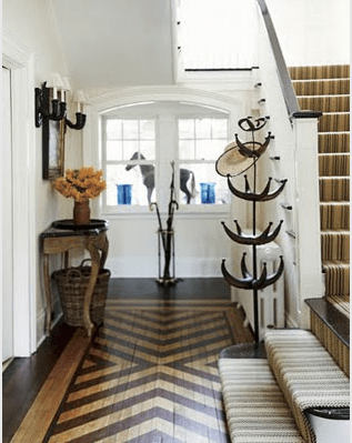 malowane podłogi
