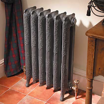 Painted Radiators