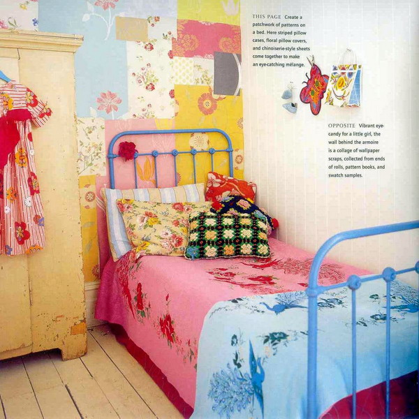 how to furnish small bedroom picture of patchwork decorating ideas 18899