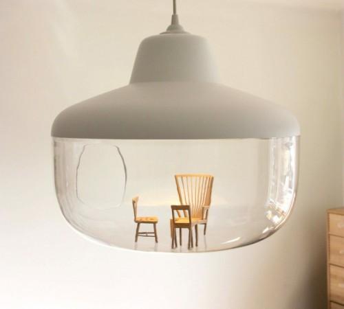 Pendant Lamp Display