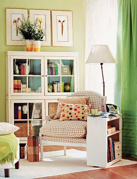 Personal Reading Space