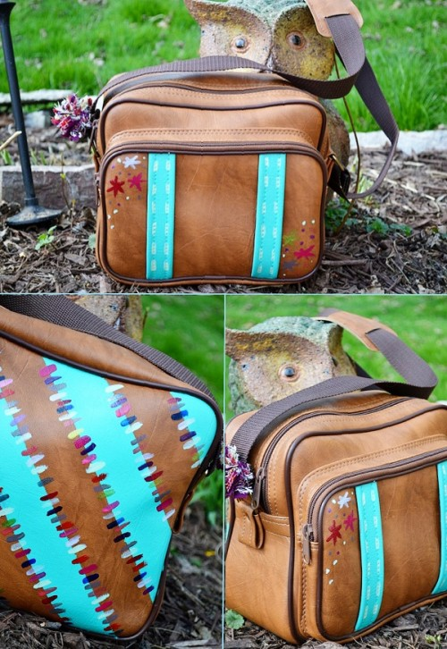 Personalized DIY Camera Bag