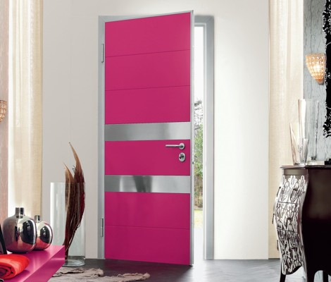 Cool Front Doors on Check These Cool Front Door Designs If You Aren   T Into Pink