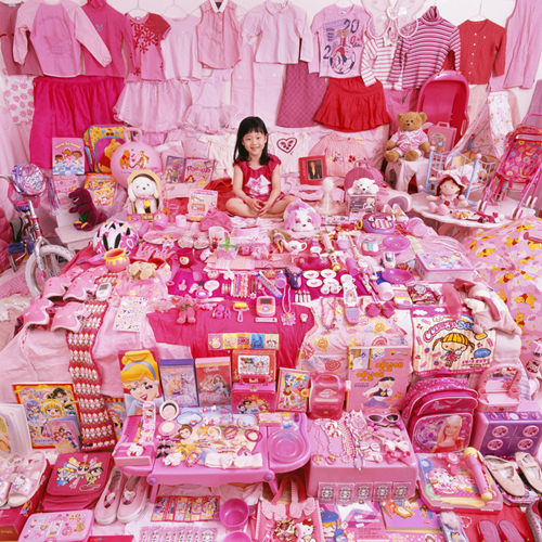 Pink And Blue Rooms Of Obsessed Kids Shelterness