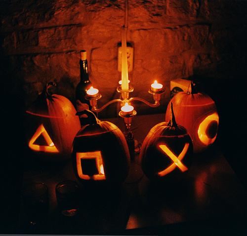 The most creative video game inspired pumpkin carvings