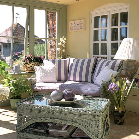 Porch Decorations Custom Of Sun Porch Decorating Ideas Image