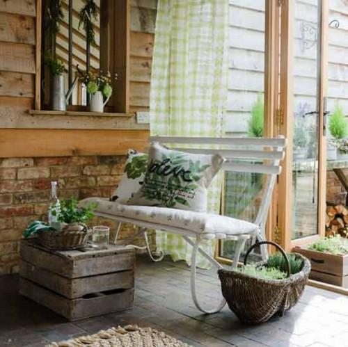 Fancy Porch Decorating Ideas
