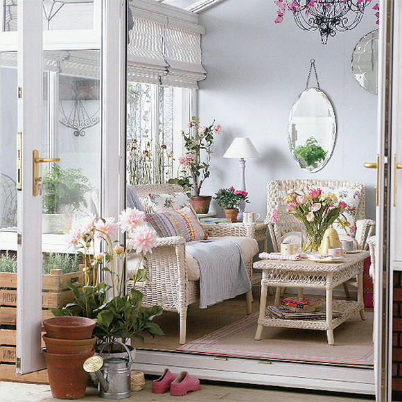 Porch Decorations Impressive Of Vintage Style Decorating Ideas Photos