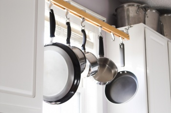Pots And Pans Displays