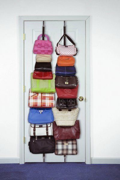 21 More Practical Bag Storage Ideas Shelterness