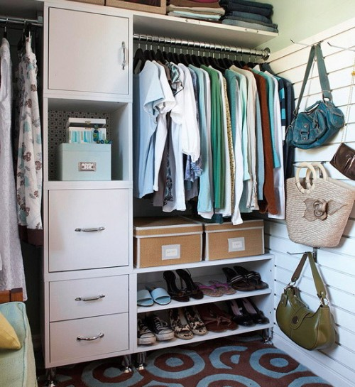 21 More Practical Bag Storage Ideas
