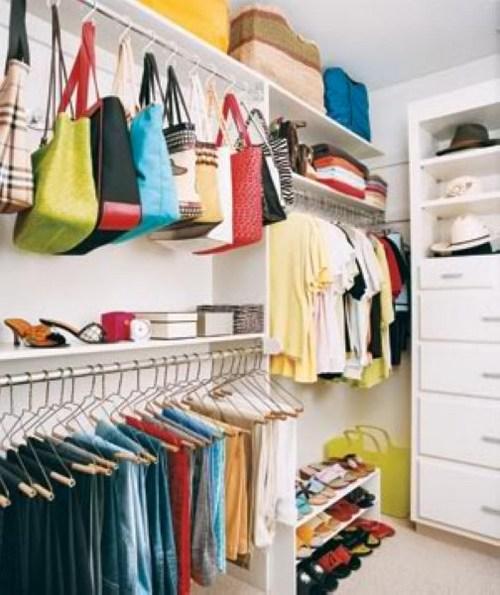 21 More Practical Bag Storage Ideas
