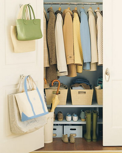 Practical Bag Storage Ideas Shelterness