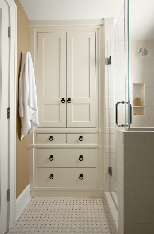 Practical Bathroom Organization Ideas