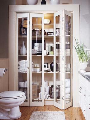 practical bathroom storage ideas - Bathroom Storage Cabinet Ideas
