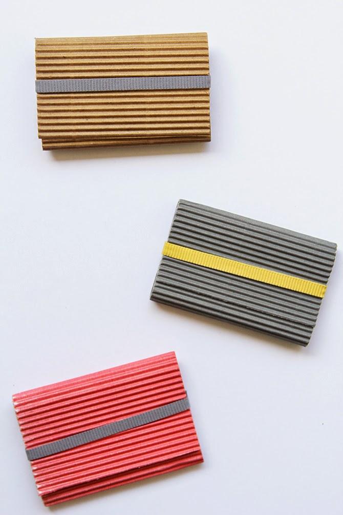 paper card holder