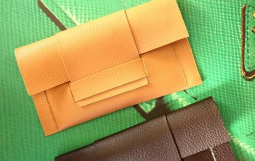 leather card holder (via jegssantos)