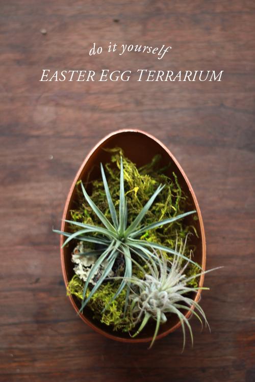 Easter egg terrarium (via thehousethatlarsbuilt)