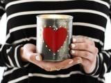 tin can Valentine votives