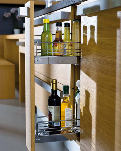 Pull Out Bottle Drawers
