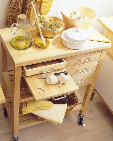 67 Cool Pull Out Kitchen Drawers And Shelves: Picture Of Pull Out Cooking Boards
