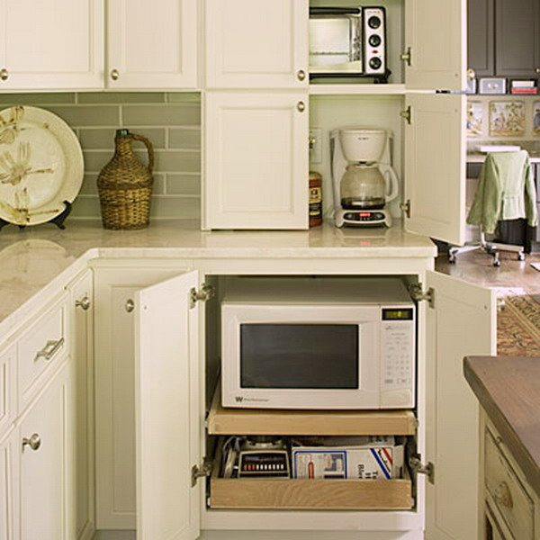 67 Cool Pull Out Kitchen Drawers And Shelves: Picture Of Pull Out Parts Of Kitchen Cabinets