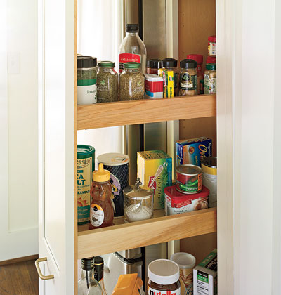 Pull Out Spice Solution