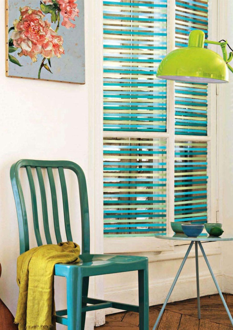 Refreshing Furniture And Interior With Japanese Masking Tape