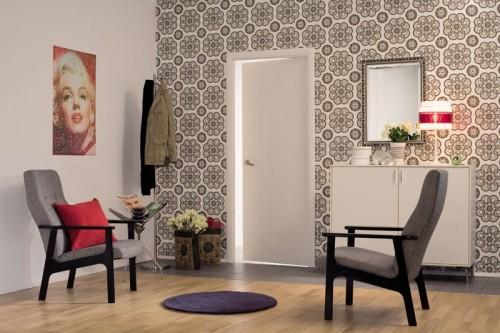 Retro Hallway Design Inspiration