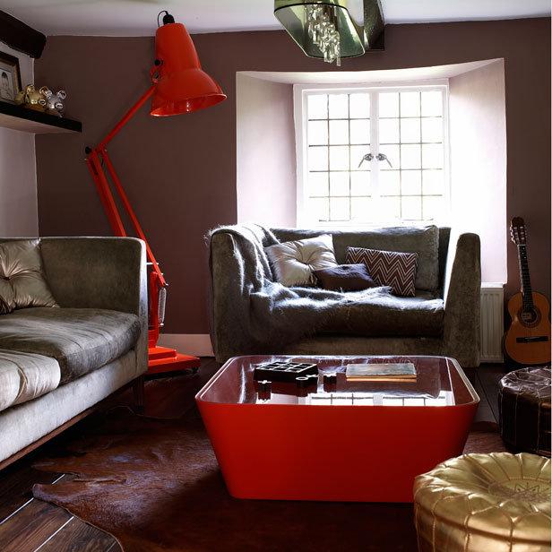 15 Retro Living Room Design Inspirations