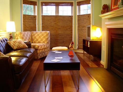 Retro Living Room Shelterness