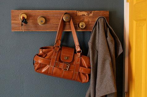 How To Practically Reuse Old Doornobs