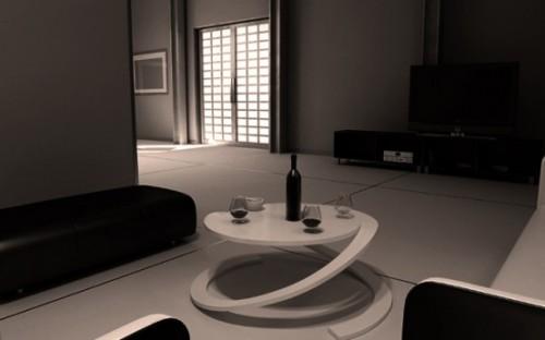 Reverence Coffee Table (via)