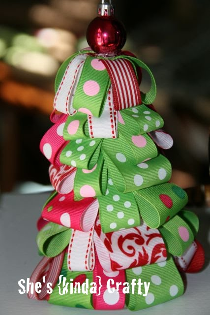 How to make a christmas tree from ribbon review ebooks