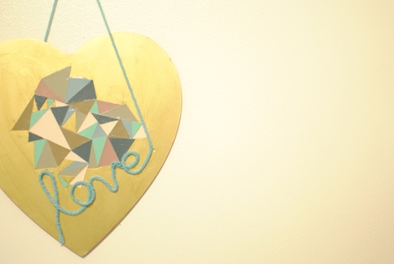 Romantic Diy Heart To Tell About Your Love