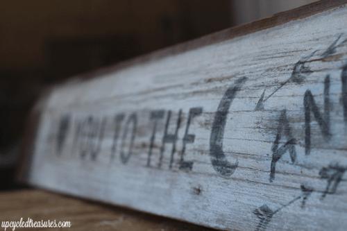 wood sign using your printer (via upcycledtreasures)