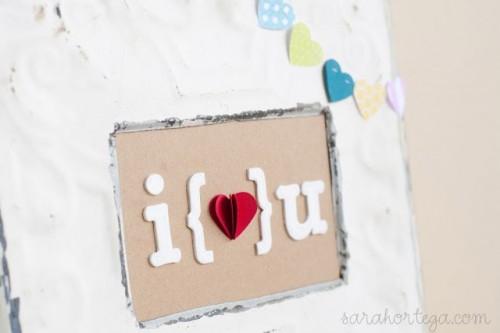 20 Romantic DIY Valentine's Day Art Ideas