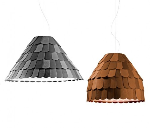 Roofer Suspended Lamp