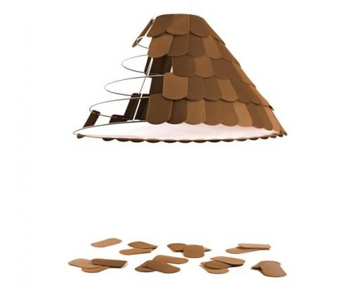 Roofer Suspended Lamp