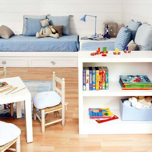 5 Room Designs For Two Boys And Their Layouts - Shelterness