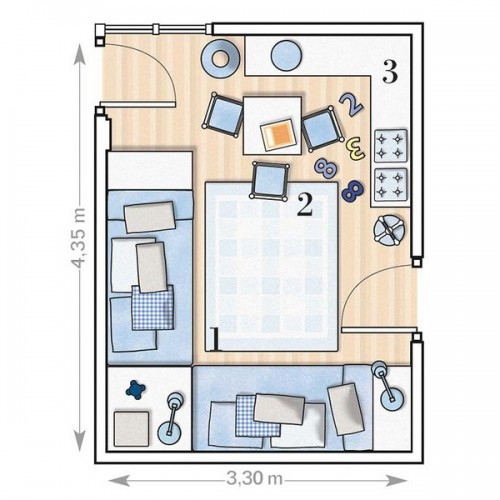 5 Room Designs For Two Boys And Their Layouts Shelterness