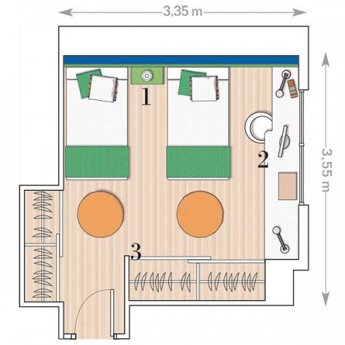 5 Room Designs For Two Girls And Their Layouts Shelterness